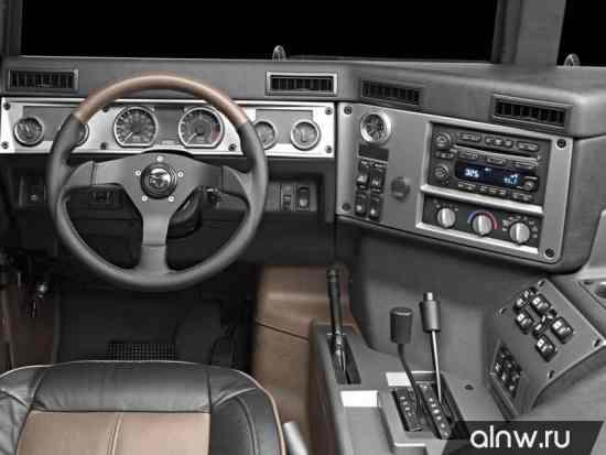 Программа диагностики Hummer H1  Пикап Одинарная кабина