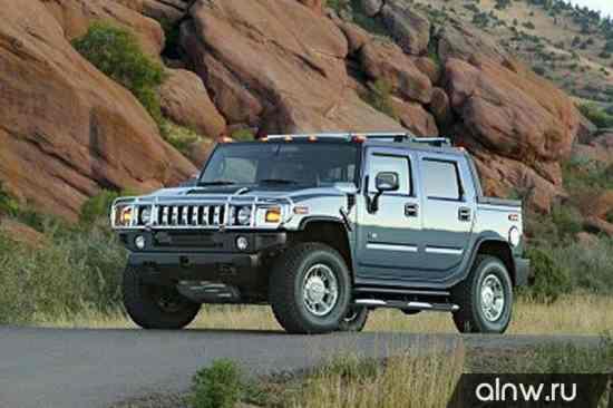 Hummer H2  Пикап Двойная кабина