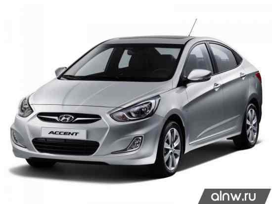 Hyundai Accent IV Седан