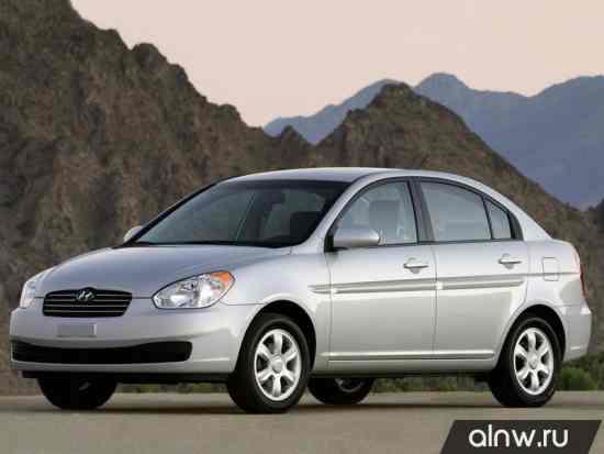 Hyundai Accent III Седан