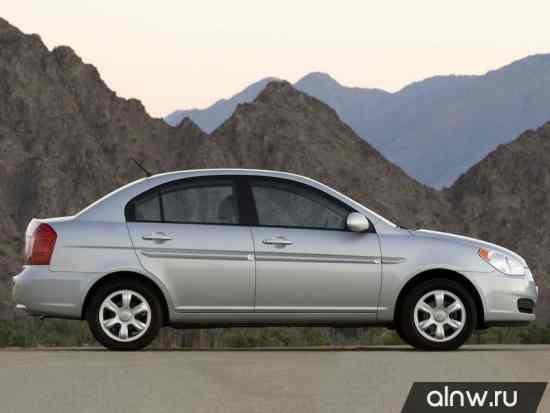 Инструкция по эксплуатации Hyundai Accent III Седан