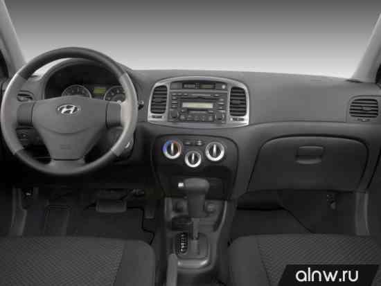 Программа диагностики Hyundai Accent III Седан