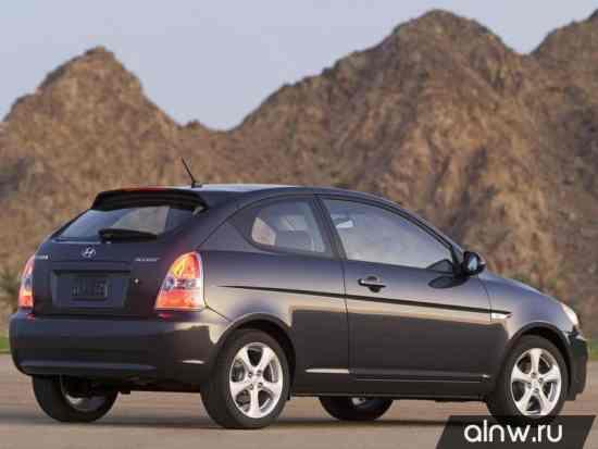 Каталог запасных частей Hyundai Accent III Хэтчбек 3 дв.