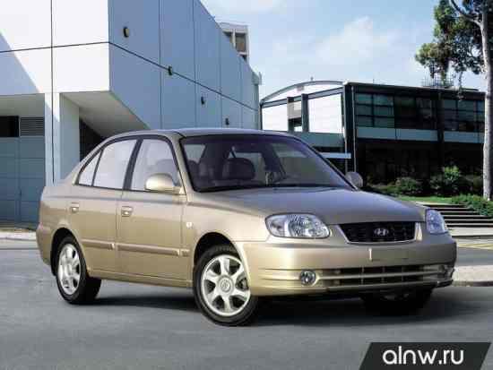 Hyundai Accent II Седан
