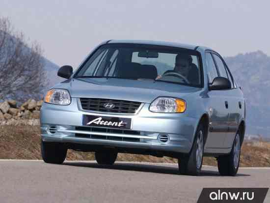 Инструкция по эксплуатации Hyundai Accent II Седан