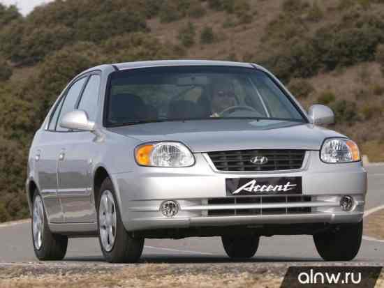 Каталог запасных частей Hyundai Accent II Хэтчбек 5 дв.