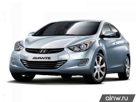 Hyundai Avante V Седан