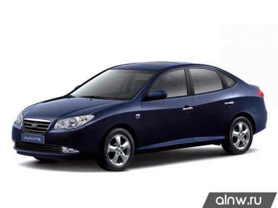 Hyundai Avante IV Седан