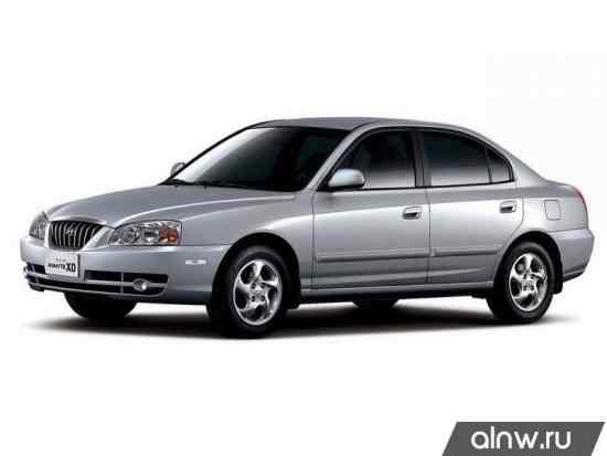 Hyundai Avante III Хэтчбек 5 дв.