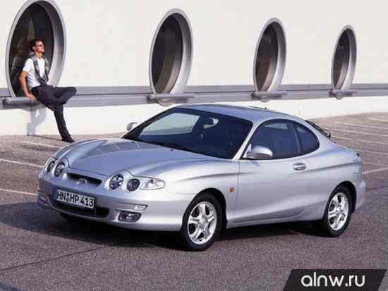 Hyundai Coupe I Рестайлинг (RD2) Купе