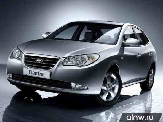 Hyundai Elantra IV (HD) Седан