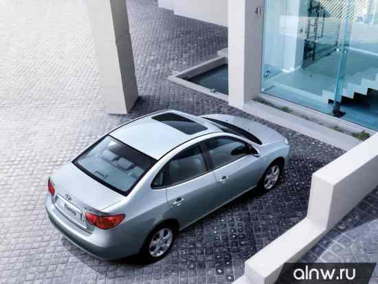 Инструкция по эксплуатации Hyundai Elantra IV (HD) Седан