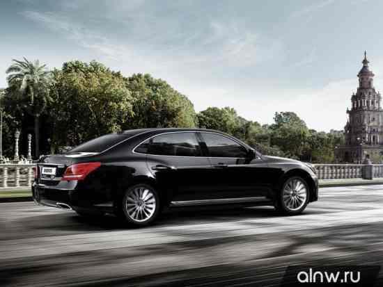 Каталог запасных частей Hyundai Equus I Рестайлинг Седан