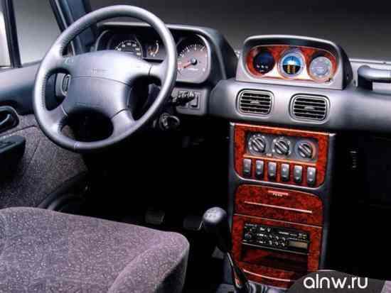 Программа диагностики Hyundai Galloper  Внедорожник 5 дв.