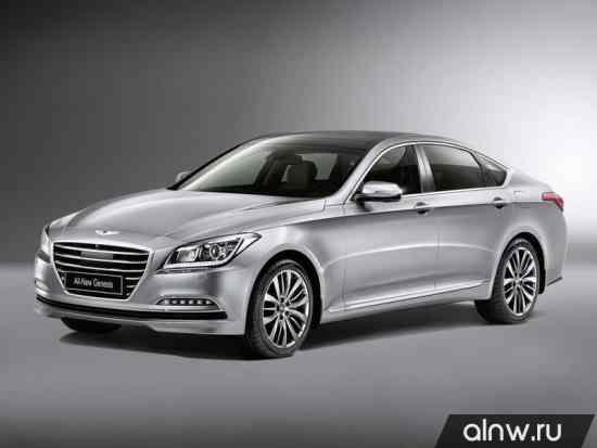 Hyundai Genesis II Седан