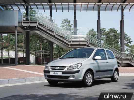 Hyundai Getz  Хэтчбек 3 дв.