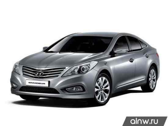 Hyundai Grandeur V Седан