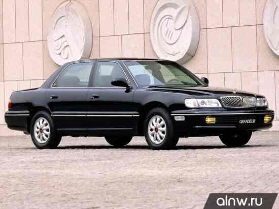 Hyundai Grandeur II Седан