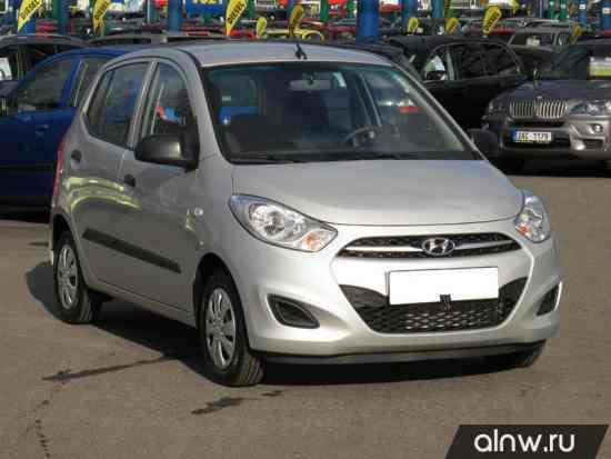 Hyundai i10 I Хэтчбек 5 дв.