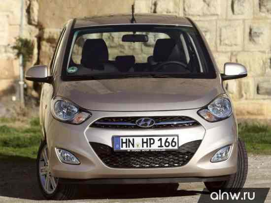 Каталог запасных частей Hyundai i10 I Хэтчбек 5 дв.