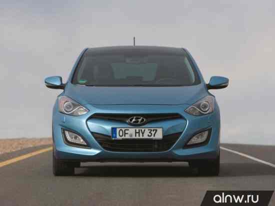 Инструкция по эксплуатации Hyundai i30 II Хэтчбек 5 дв.
