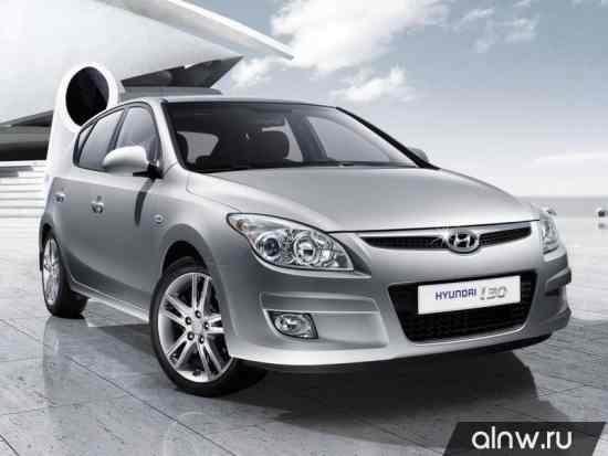 Руководство по ремонту Hyundai i30 I Хэтчбек 5 дв.