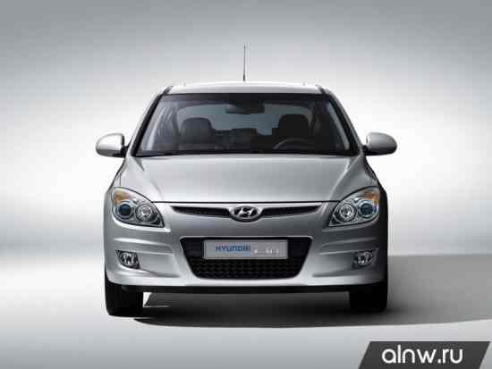 Инструкция по эксплуатации Hyundai i30 I Хэтчбек 5 дв.
