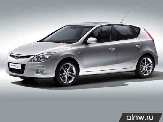 Каталог запасных частей Hyundai i30 I Хэтчбек 5 дв.