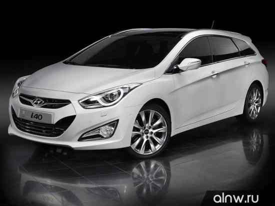 Hyundai i40  Универсал 5 дв.