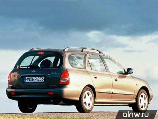Каталог запасных частей Hyundai Lantra II Универсал 5 дв.