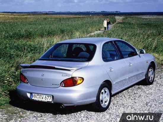 Каталог запасных частей Hyundai Lantra II Седан