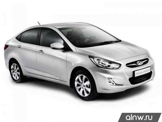 Руководство по ремонту Hyundai Solaris I Седан