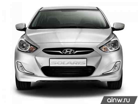 Каталог запасных частей Hyundai Solaris I Седан