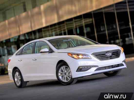 Hyundai Sonata VII (LF) Седан