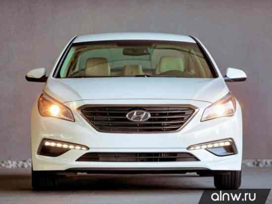 Программа диагностики Hyundai Sonata VII (LF) Седан