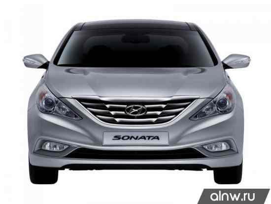 Инструкция по эксплуатации Hyundai Sonata VI (YF) Седан