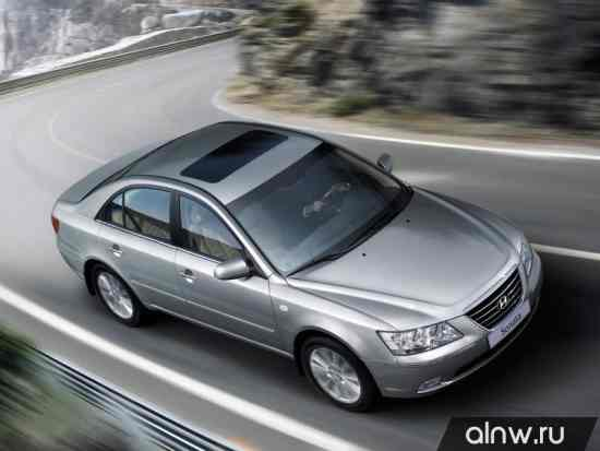Каталог запасных частей Hyundai Sonata V (NF) Седан