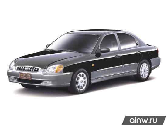 Руководство по ремонту Hyundai Sonata IV (EF) Седан