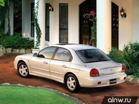 Каталог запасных частей Hyundai Sonata IV (EF) Седан