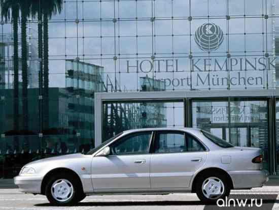 Каталог запасных частей Hyundai Sonata III Седан