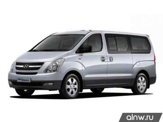 Hyundai Starex (H-1) II Минивэн