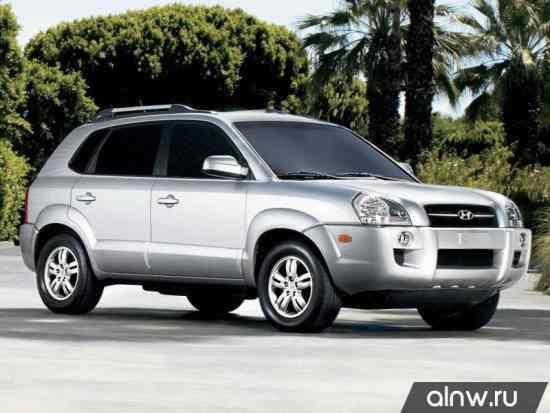 Hyundai Tucson I Внедорожник 5 дв.