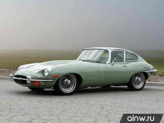 Jaguar E-type 22 Series 2 Купе