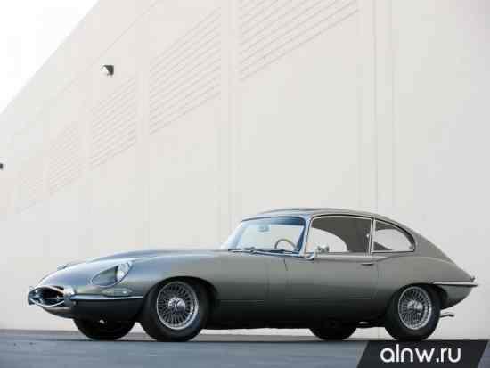 Jaguar E-type 22 Series 1 Купе