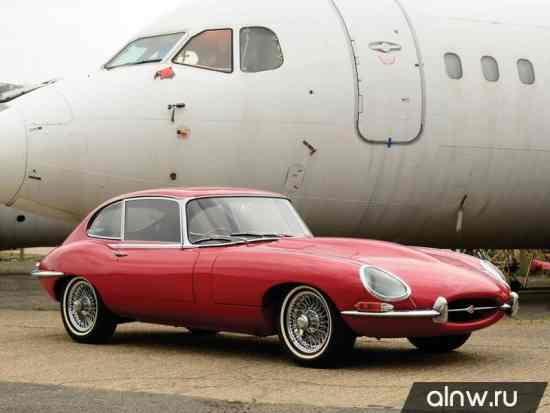 Jaguar E-type Series 1 Купе