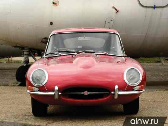 Инструкция по эксплуатации Jaguar E-type Series 1 Купе