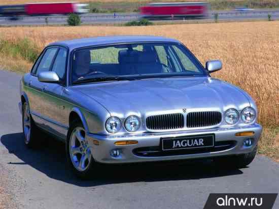 Руководство по ремонту Jaguar XJ II (X308) Седан