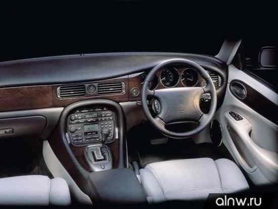 Программа диагностики Jaguar XJ II (X308) Седан