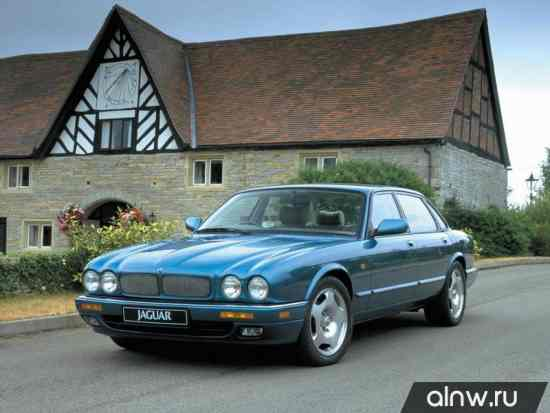 Jaguar XJ II (X300) Седан