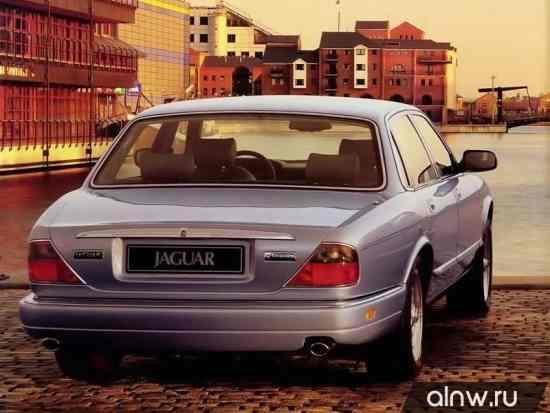 Программа диагностики Jaguar XJ II (X300) Седан